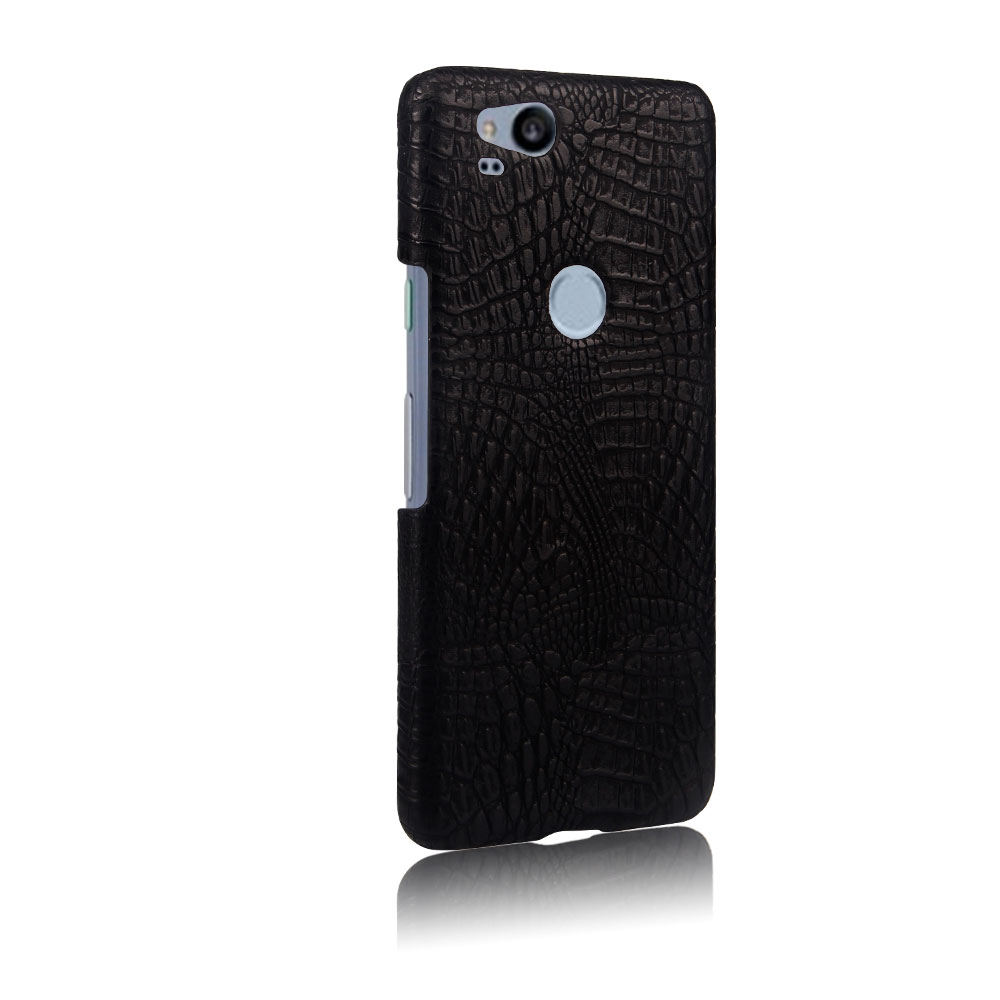 For Google Pixel 2 XL Case Luxury PU leather Case For Google Pixel 2XL fashion Phone Case Back Cover 8 Colors 3D Crocodile Case