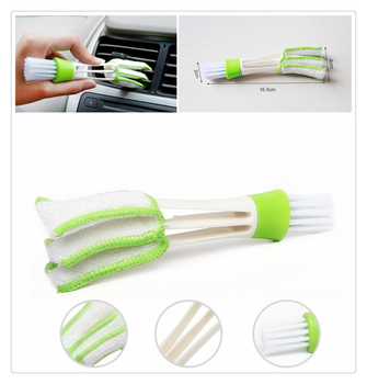 Car modeling SUV air conditioning repair cleaning brush dust care for Ford Five FG F-350 F-250 E-Series Interceptor Airstream image