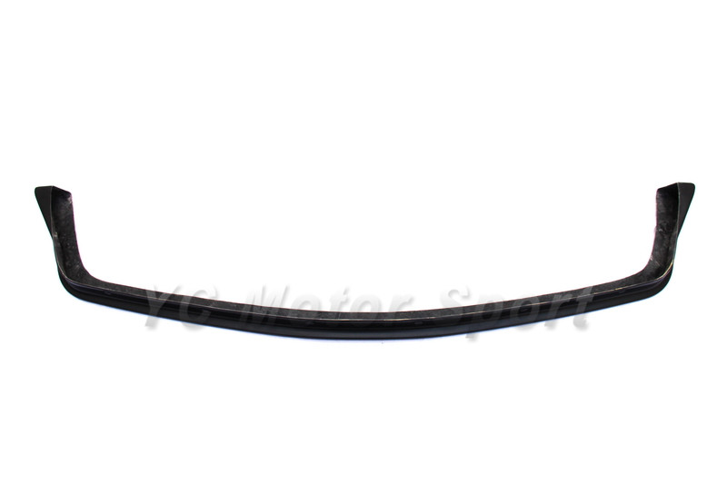 Car Accessories FRP Fiber Glass PD Style Front Lip Fit For 1984-1991 <font><b>E30</b></font> Coupe Front <font><b>Bumper</b></font> Lip Under Splitter image