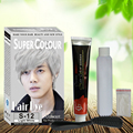 SAISI Hair Permanent Dye Color Cream Light White Color Super Color Light White Hair Color Cream