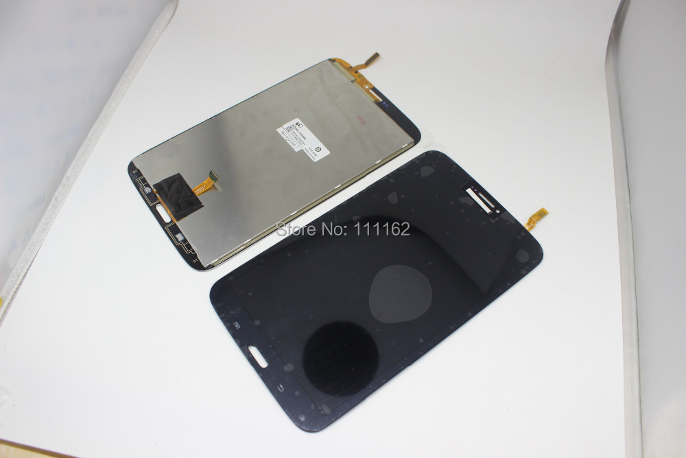 LCD Display + Digitizer Touch Screen assembly For Samsung GALAXY Tab 3 8.0 T311 Black replacement pantalla parts