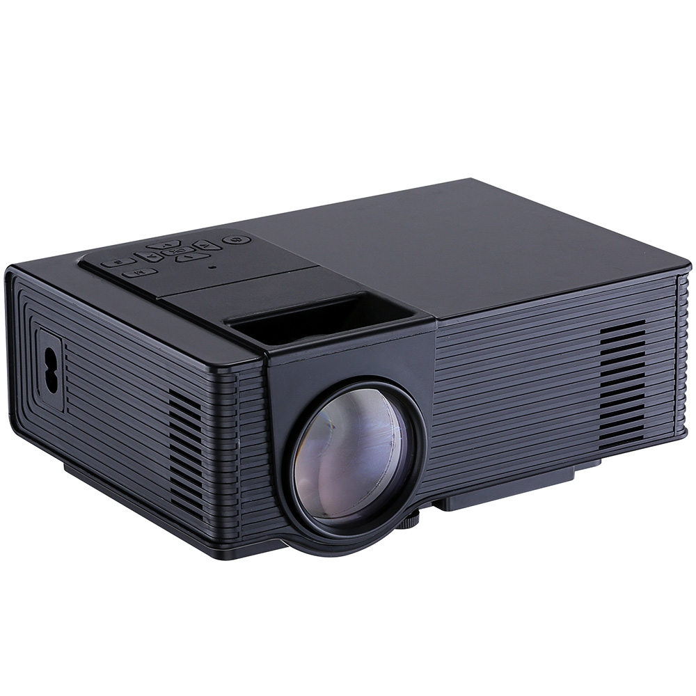 VS314 Projector 1500 Lumens Support 1920x1080P Analog TV LED Projector MINI Projector for Home Cinema Digital TV UC40 UC46