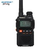 מכשיר הקשר שני Baofeng UV-3R פלוס מיני מכשיר הקשר Ham שני הדרך VHF UHF רדיו תחנת משדר Boafeng סורק נייד Handy ווקי טוקי (1)