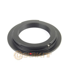 Objektiv Adapter Ring für M39 Objektiv und Canon EF EF S Adapter 7D 50D 550D T2i 500D