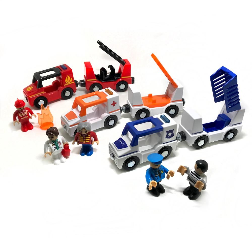 tinguj transporti falas dhe drita e makinës me tren magnetik - Makina lodër për fëmije - Foto 6