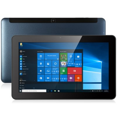 Cube i7 Book 2 in 1 Tablet PC - DEEP BLUE Windows10 10.6 inch IPS Screen Intel Skylake Core m3-6Y30 Dual Core 4GB RAM 64GB 142 0701 841[rf connectors coaxial connectors pc end mt jc mr li