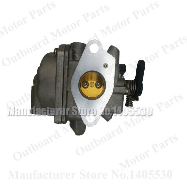 Free shipping marine outboard motor part carburetor for Tohatsu Mercury  Hyfong 4 stroke 5HP 6HP boat engine accessories