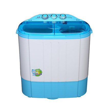 Freeshipping 240w Power Washer Can Wash 3.5kg Clothes + 120w Power 2.0kg Dryer Twin Tub Top Loading Wahser&dryer Semi Automatic