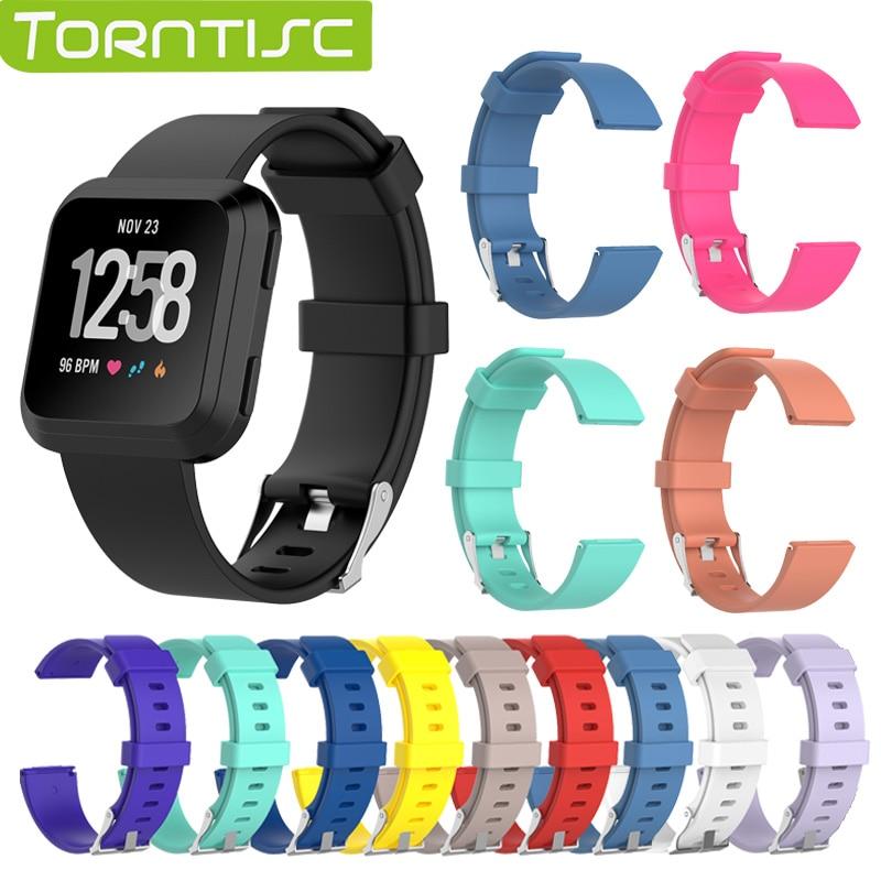 Torntisc Bunte Silikon Lederersatzhandschlaufe Für Xiaomi Mi Band 3 Smart Band Armband Zubehör Armband Für Mi Band 3 Tragbare Geräte Cleveres Zubehör