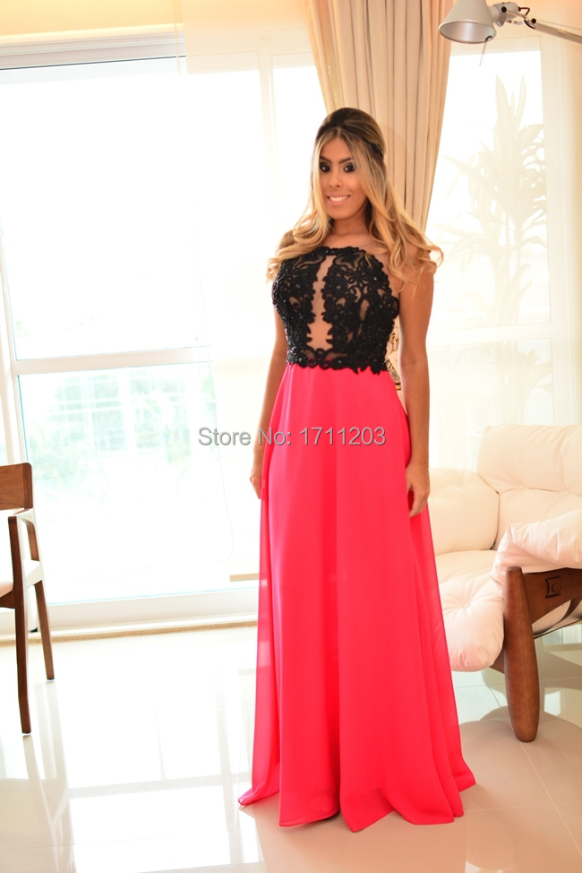 Red prom dress petite