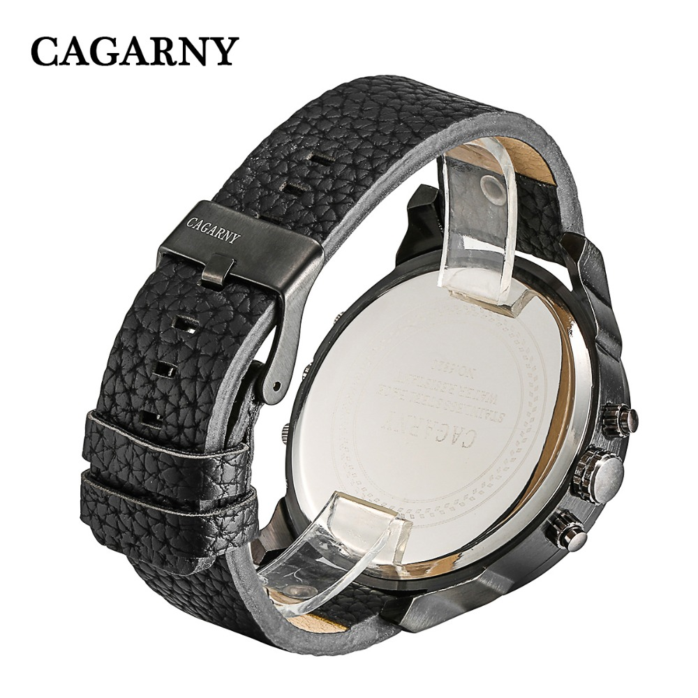 classic design dual time zones military watches for men watch drop shipping wristwatches auto date (4)