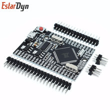 MEGA 2560 PRO Embed CH340G/ATMEGA2560-16AU Chip with male pinheaders Compatible for Arduino Mega2560(China)
