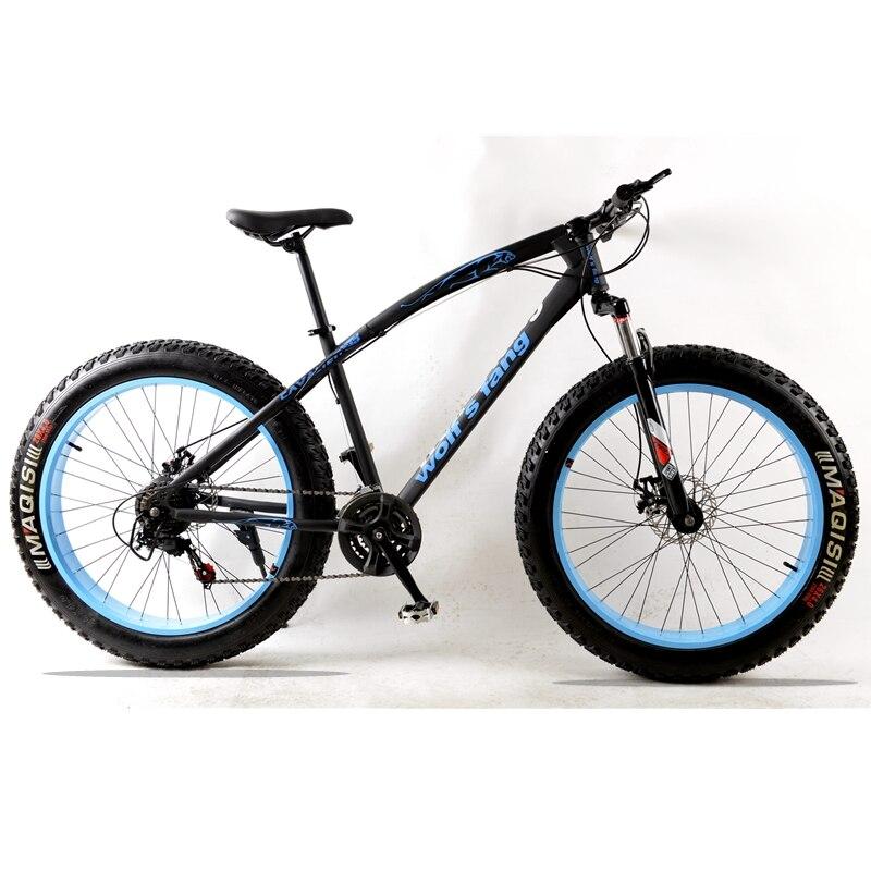 все цены на bicycle mountain bike 7/21speed road bicycles fat bike road bike Front and Rear Mechanical Disc Brake Unisex Spring Fork Bike