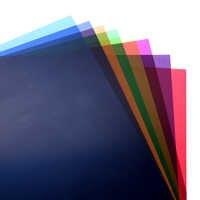 """12 """"x 12""""/30x30 cm Transparent 8 Farben Beleuchtung Filter Gel Korrektur Blätter für Video kamera Studio Strobe-Licht"""