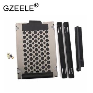 GZEELE New for Lenovo for ThinkPad IBM X220 X230 X220T X230T Hard Drive Disk HDD Caddy Cover Rubber Rails Screw 7MM