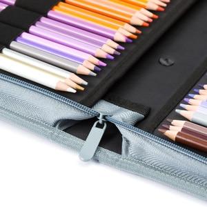 Image 5 - חמוד 168/216 חורים בית ספר קלמר Kawaii עונשין Pencilcase ילדים בני בנות גדול עט מקרה תיבת עבור ארון סמני צבעוני עפרונות