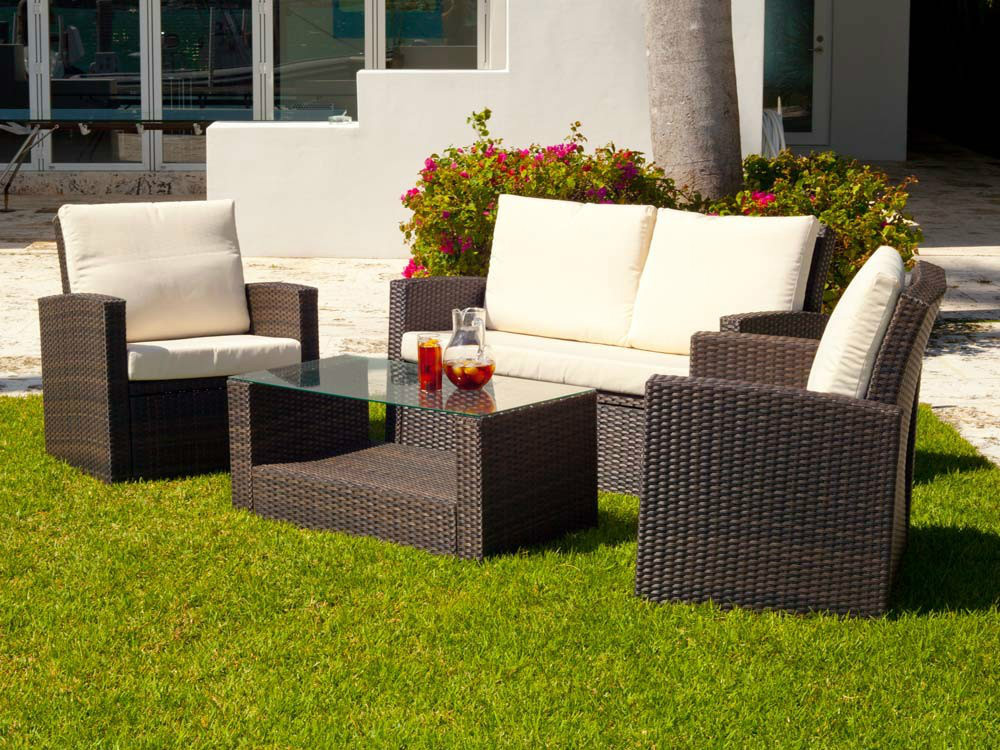 2017 new style outdoor wicker hotel pool furniture in for Hotel decor 2017