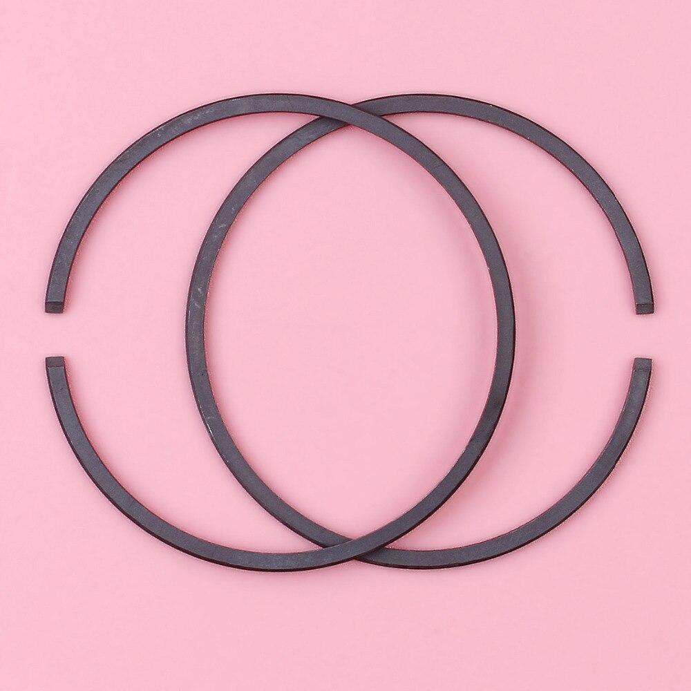 PISTON RINGS SET 1.5 x 38mm Fits STIHL MS180 FS220 HUSQVARNA 137