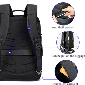 Image 5 - BOPAI Male Bags Fashion USB Charging Backpack for Men Business Travel 15.6 Inch Computer Backpack Mens Casual Working Daypacks