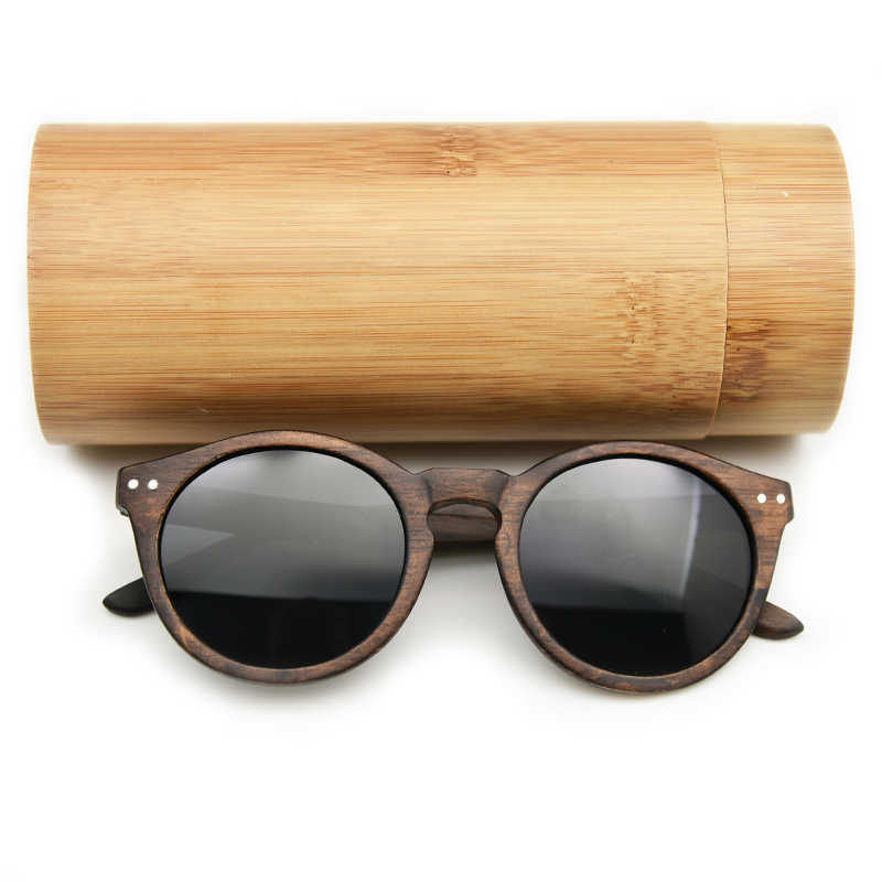 de008321ada Detail Feedback Questions about 2018 Women Men Cateye Wood Sunglasses  Vintage Round Sunglasses Polarized Lens Free Shipping on Aliexpress.com