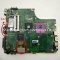 Para toshiba satellite pro a300 placa madre del ordenador portátil integrado 6050a2169901-mb-a02 v000126620 sata dvd