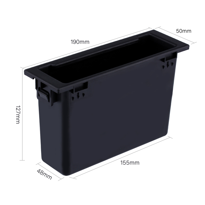 Seicane Клиренс автомобильный контейнер для хранения коробка Автомобильная установка Fascias стерео Установка отделка ящика тире держатель для Mazda