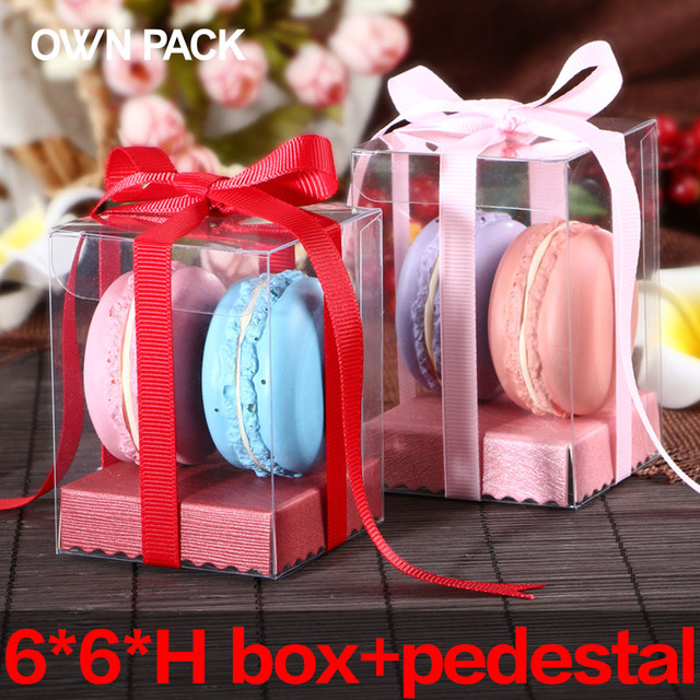 Direct Selling Clear Box 10pcs Lot 66h And Pedestal Gifts