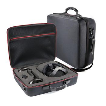 Storage Bag Portable Case Cover for Oculus Quest VR Glasses EVA Spectacle Case Controllers Cover Shockproof Bag