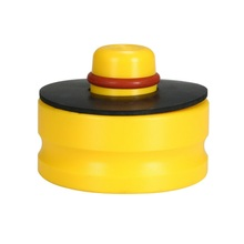 Car Styling Adapter Jack Lifting Pad Chasis For Tesla Model 3 Tool Silicone Replacement Accessory Round
