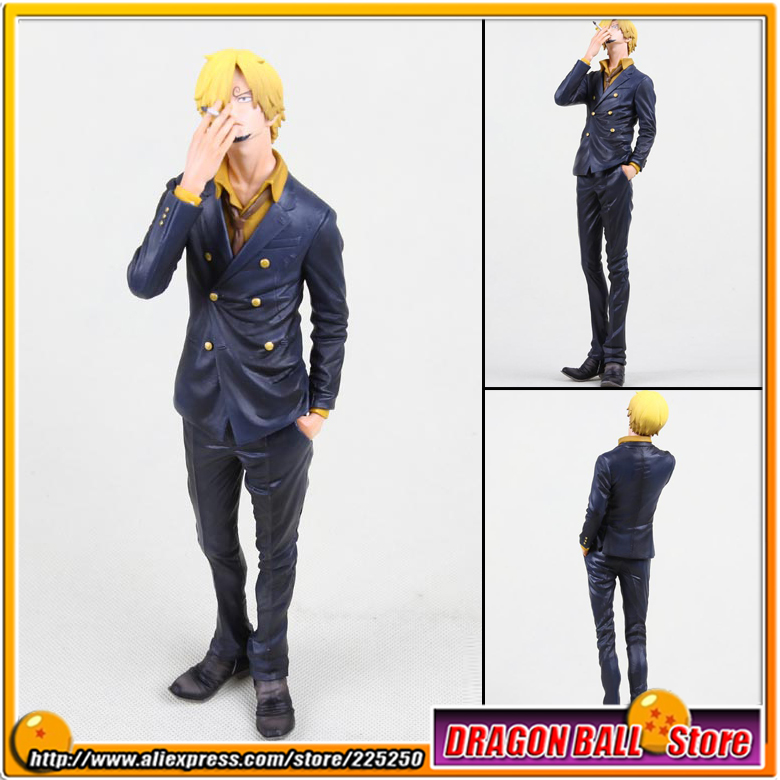 Japan Anime One Piece Original BANPRESTO KING OF ARTIST Collection Figure - Sanji