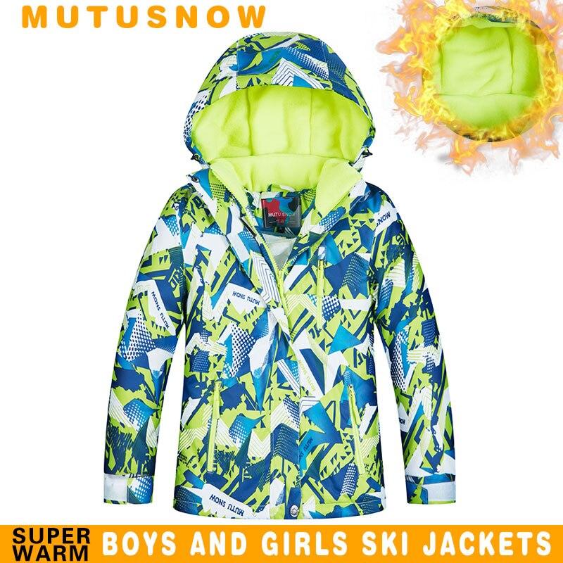 7d8cbbc23b57 Detail Feedback Questions about 2018Kids Ski Jacket Winter Children ...