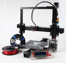 2017 Classic TEVO Tarantula I3 Aluminium Extrusion 3D Printer kit printer 3d printing 2 Rolls Filament 8GB SD card LCD As Gift