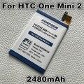 2480 мАч BOP6M100 батарея Мобильного Телефона Для HTC One Mini 2 M8 mini M5 Батареи