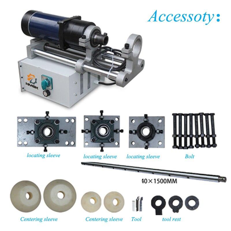 Portable Boring Machine Hole Drilling Machine Excavator Hydraulic Repairing Machine Light Welding Machine JRT40