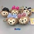 Бесплатная Доставка Даффи медведь shelliemay милый обруч волос аксессуары для волос резинкой Мягкие игрушки с резинки девушки головные уборы