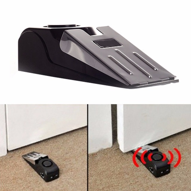Hot Sell sensor Door Stop Alarm Wireless Home Travel Security System Portable Safety Wedge FC  sc 1 st  AliExpress.com & Hot Sell sensor Door Stop Alarm Wireless Home Travel Security System ...