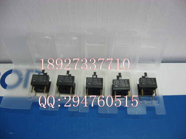 [ZOB] 100% new original OMRON Omron button switch A165E-02  --5PCS/LOT button switch a16l jga 5 1 original