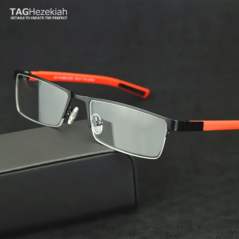 45325085566566 TAG Marque lunettes cadre Nouveau 2018 mode lunettes cadres Hommes 0882  conception optique vintage lunettes cadre
