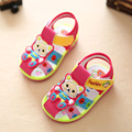 First Rubber Walker Baby Summer Shoes Infant Girl Boys Scarpette Neonata Barefoot Toddler Shoes Rubber Sole Footwear 503115