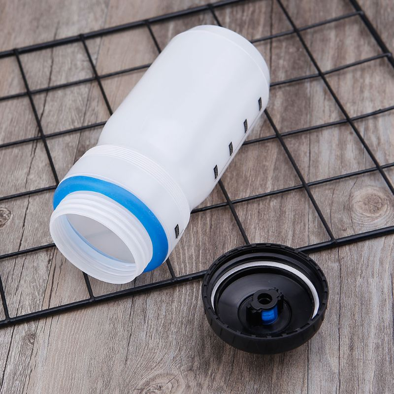 Water Bottle 550ml Outdoor Sports Cycling Running Camping Hiking PELD Drinking Cup Portable Leak Proof MTB Bike in Bicycle Water Bottle from Sports Entertainment