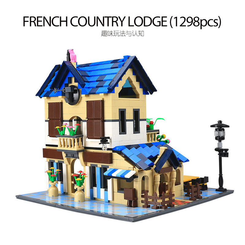 new Architecture Canada National Tower Building Blocks Classic education toys