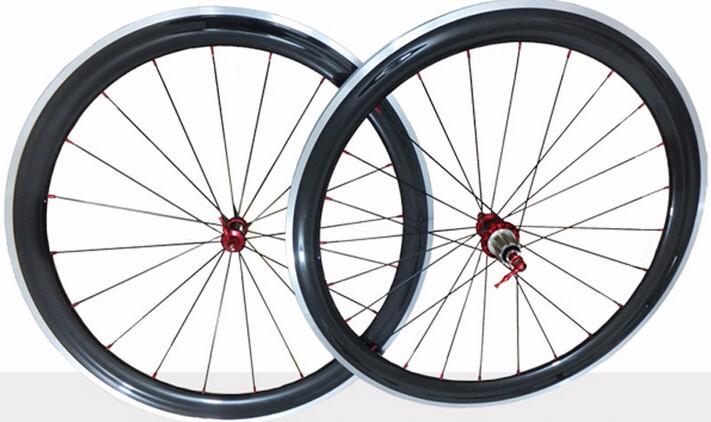 carbon alloy wheel 50mm