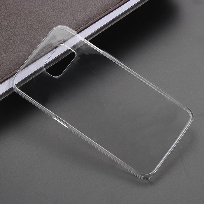 2019 Neuer Stil Für Samsung Galaxy S6 G920 G9200 Fall Neue Hohe Qualität Transparente Hartplastik Crystal Clear Luxus Schutzhüllen Abdeckung Geschickte Herstellung