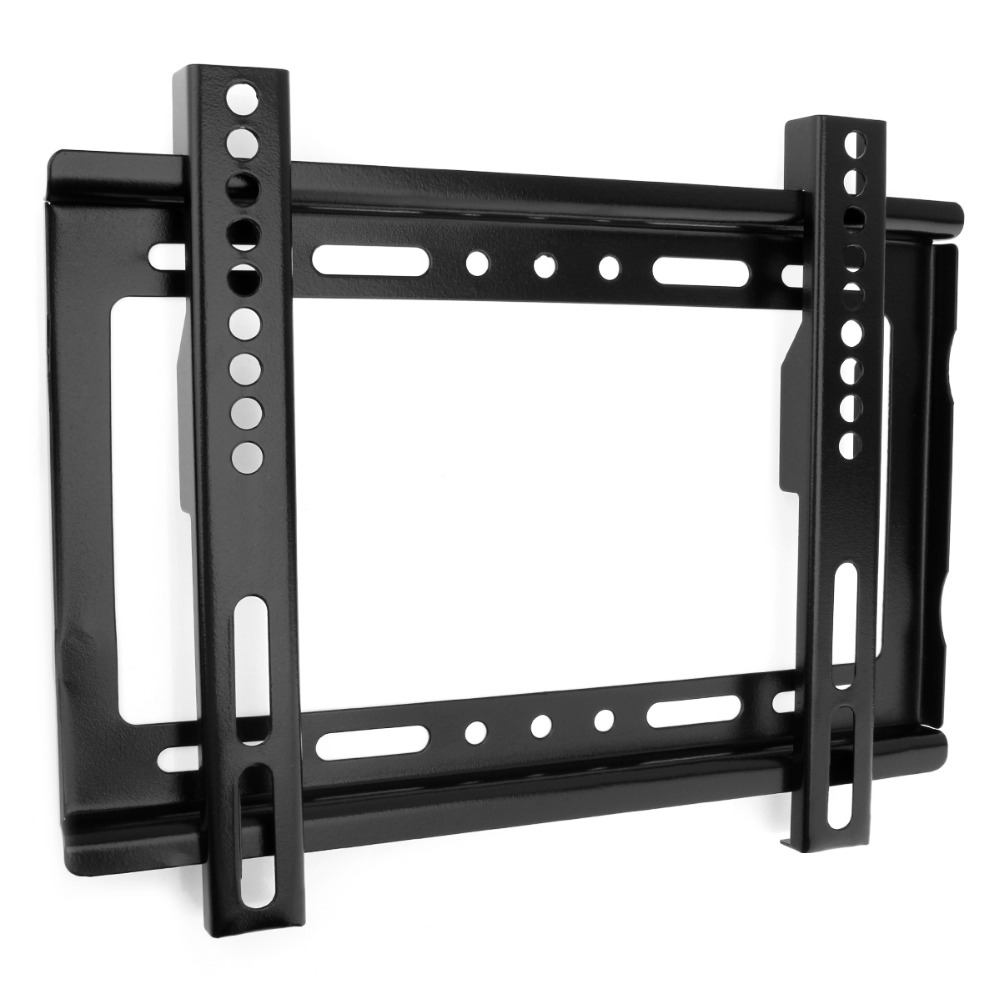 Universal TV Stand Wall Mount TV Bracket Holder For Most 14 ~ 32 Inch HDTV Flat Panel LCD Plasma TV Overseas Shipping