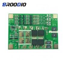 3S 20A BMS 11.1V 12V 18650 lithium battery protection Board Nebulizer plate solar street lamp