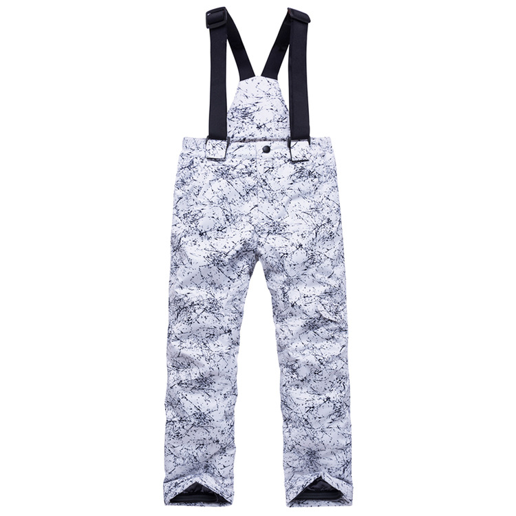 20ea830e7645 kids chidlren teens ski snowboard pants trousers winter warm ...