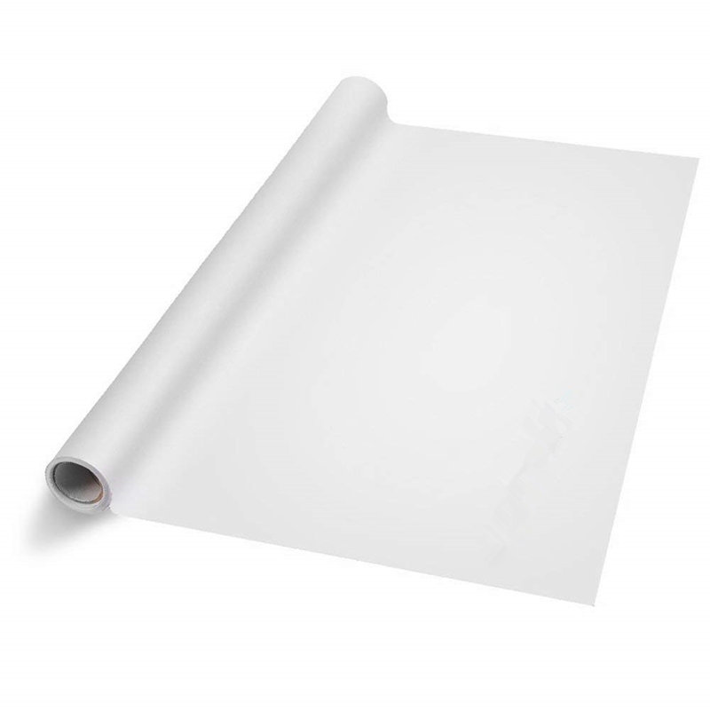 50*100cm Whiteboard Sticker Wall Decal Film Self-Adhesive Erase Board Whiteboard Paper For Home School Office