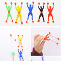 10 pcs/lot Spiderman Action Figures Small Size Climb Wall Glass Spiderman Superhero Figure pvc Model kid Toy