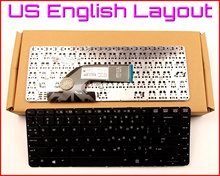 Nueva ee. uu. inglés distribución del teclado para hp probook 440 g1 445 g1 g2 445 721520-001 711588-001 6037b0088001 portátil sin marco