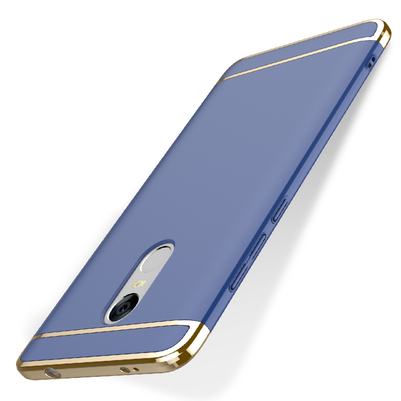 Case For xiaomi Redmi note 4X 32GB 64GB Luxury Busines Matte phone hard pc shockproof shell For Redmi note 4 4X protection bag